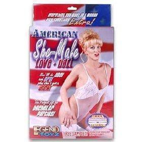 American She-male Love Doll