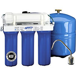 Five-stage EPA ETV Osmosis Water Filter System