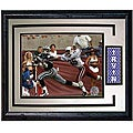 Cowboys Michael Irvin 11x14 Deluxe Frame