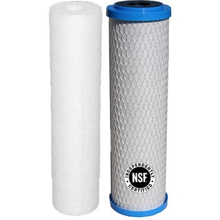 Two-stage Lead Cyst/ VOC Replacement Filter Pack