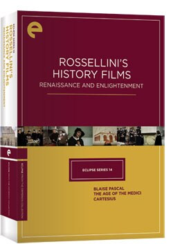 Eclipse Series 14: Rossellini's History Films- Renaissance And Englightment (DVD)