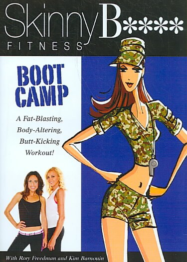 Skinny B*tch - Bootcamp (DVD)