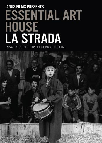 La Strada - Essential Art House Edition (DVD)