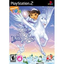 PS2 - Dora the Explorer: Dora Saves the Snow Princess