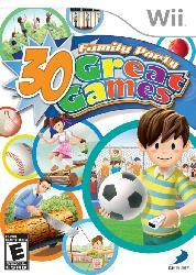Wii - Family Party: 30 Great Games - Thumbnail 1