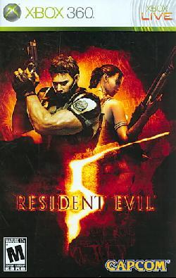 Xbox 360 - Resident Evil 5