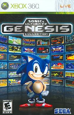 Xbox 360 - Sonic`s Ultimate Genesis Collection