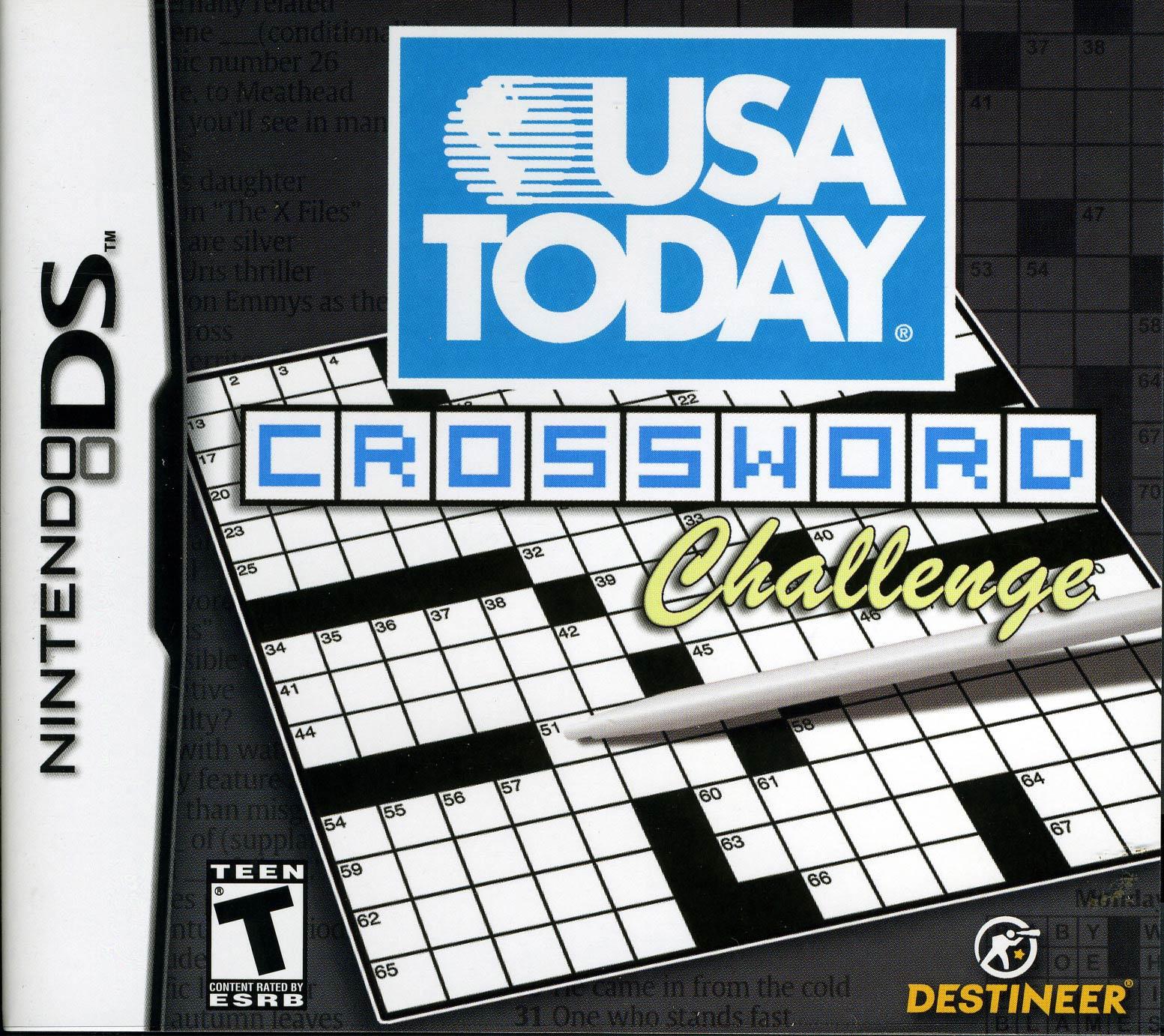 NinDS - USA Today Crosswords