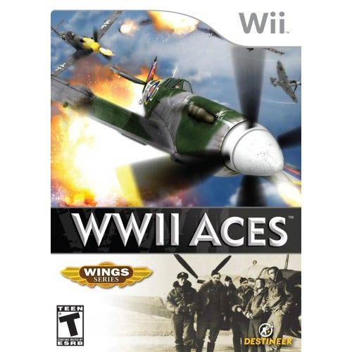 Wii - World War 2 Aces