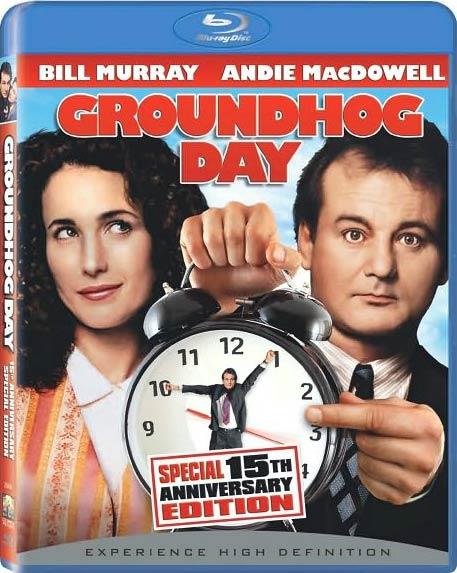 Groundhog Day (Blu-ray Disc)