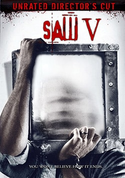 SAW 5 Unrated Director's Cut (WS/DVD)