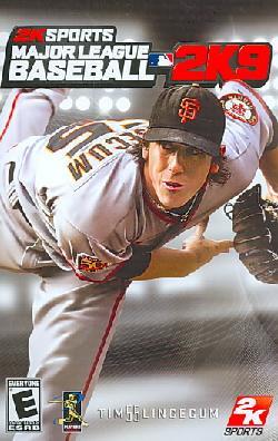 PS2 - Major League Baseball 2K9