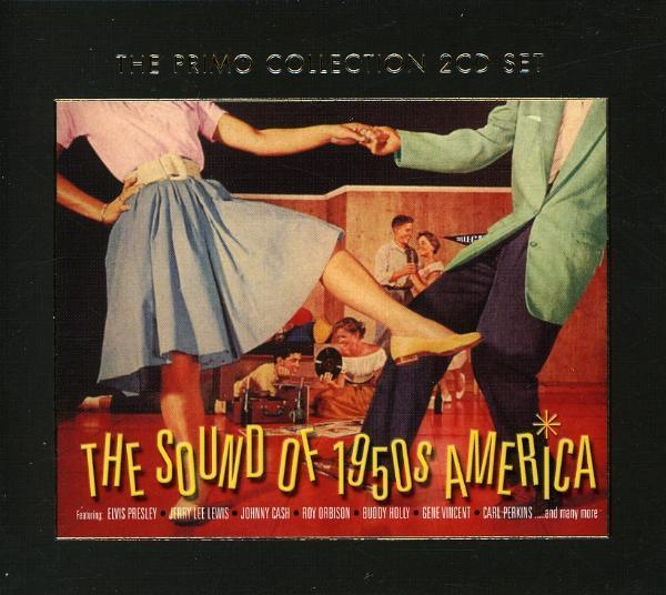 Various Artists - Sound of 50`s America