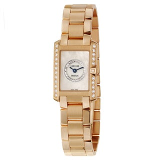 Concord Delirium 18k Rose Gold Women's Quartz Watch