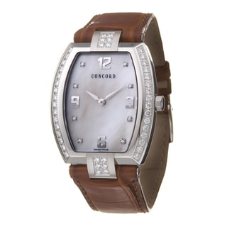 Concord La Scala Women's Stainless Steel Quartz Watch