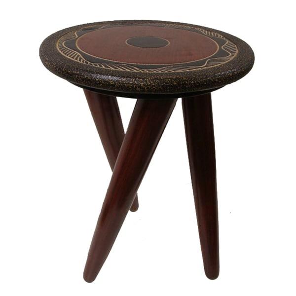 Handmade 'Adepa' Walking Table (Ghana)