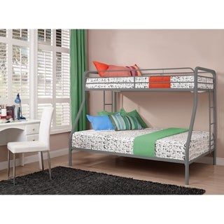 DHP Twin Full Bunk Bed (3 options available)