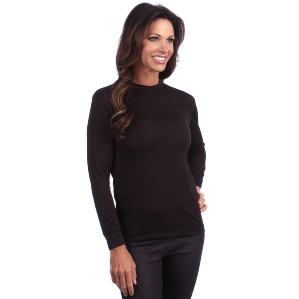 Kenyon Women's Silk Weight Crew Top