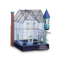 Prevue Pet Products Featherstone Multi Steel Victorian Parakeet and Cockatiel Home