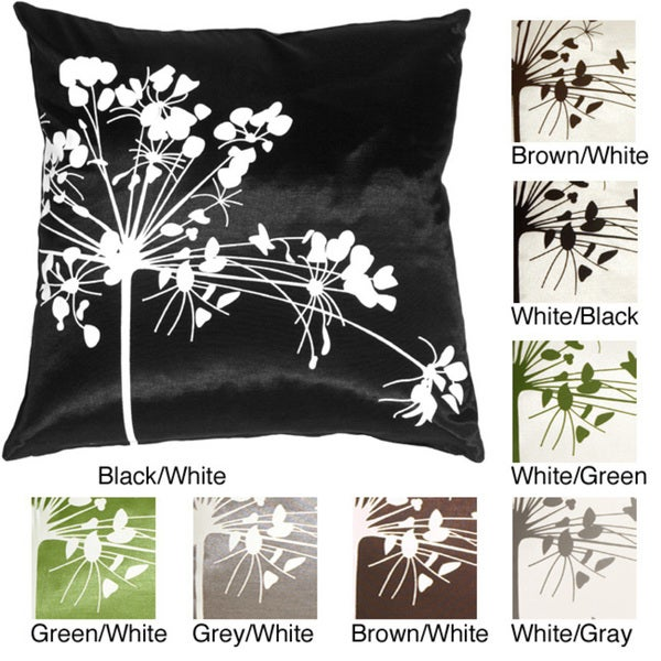 Pillow Décor - Spring Flower Small Throw Pillow