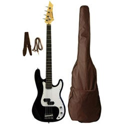 Right-handed Electric 46-inch Bass Guitar