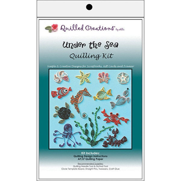 Under The Sea Quilling Kit