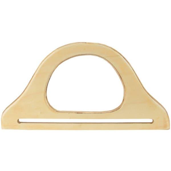 Sunbelt Wooden 9.75-inch Purse Handle