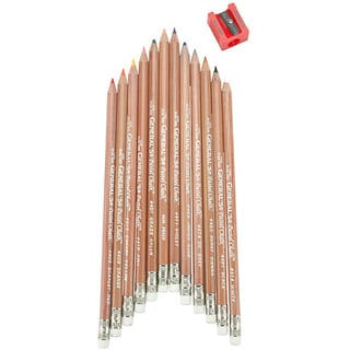 General Pencil Pastel Chalk Pencils (Pack of 12)