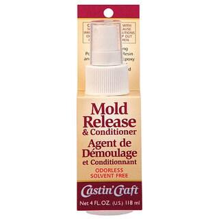 Castin' Craft 4-oz Mold Release Conditioner Spray