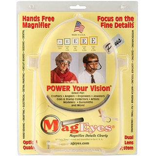 MagEyes Magnifier Bifocal Lens