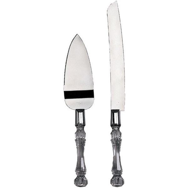 Knife and Cake Server Set