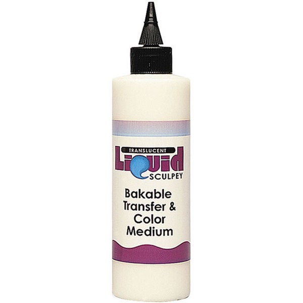 Liquid Sculpey Bakable Medium