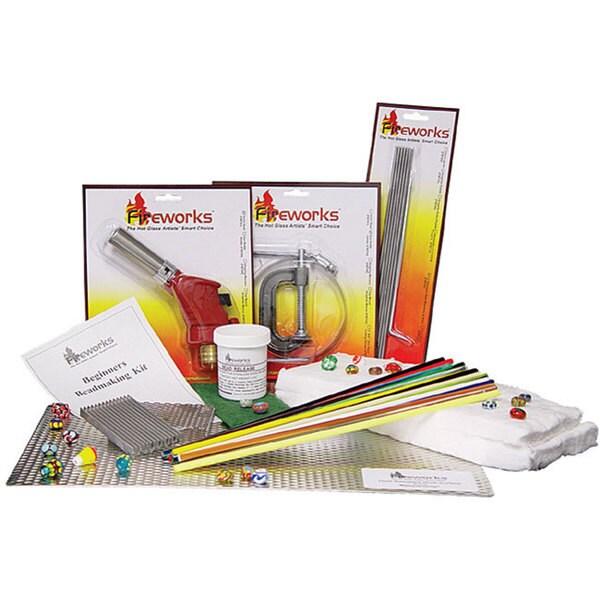 Fireworks Beginner's Beadmaking Kit