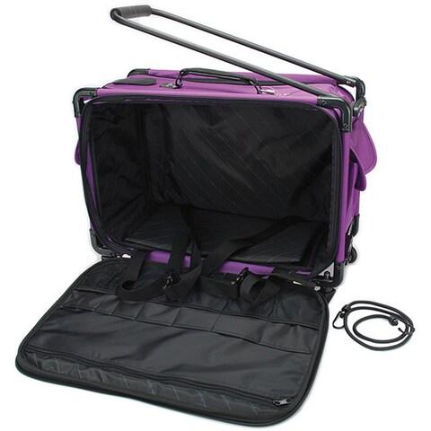 Tutto Purple Machine On Wheels Case