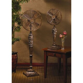 Deco Breeze Cantalonia 16-inch Floor Standing Fan