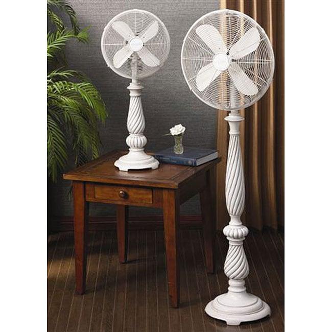 Deco Breeze Providence 12-inch Table Top Fan