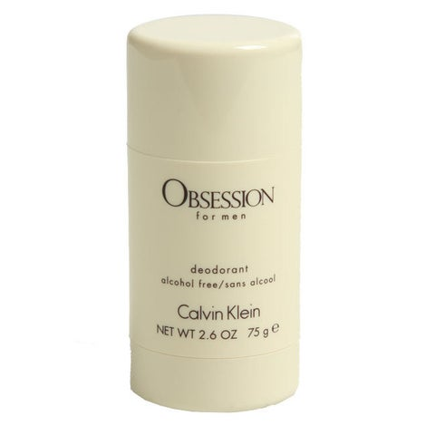 Calvin Klein Obsession Men's 2.6-ounce Deodorant