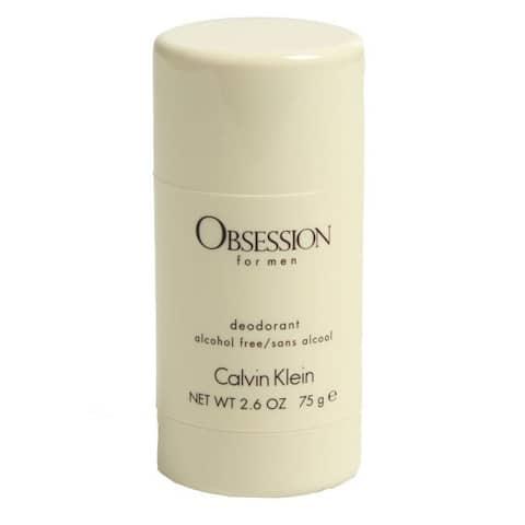 Calvin Klein Obsession Men's 2.6-ounce Deodorant