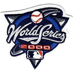 2000 World Series Patch - Thumbnail 0