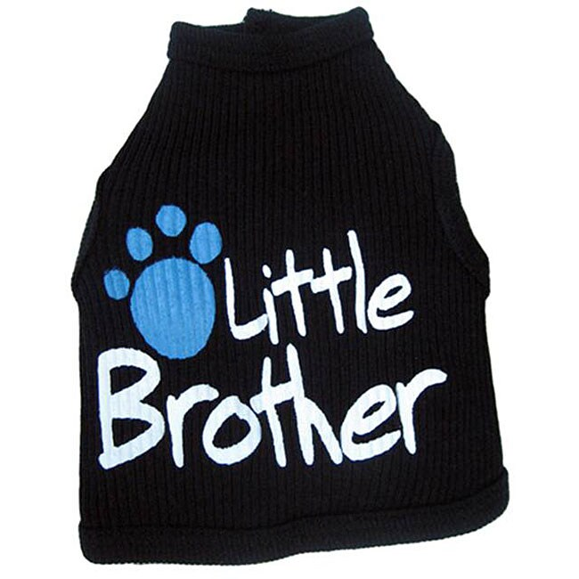 'Little Brother' Tank Top for Dogs
