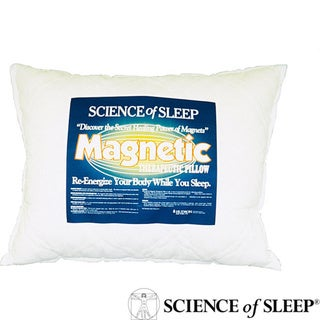 Science of Sleep Magnetic Therapeutic Pillow