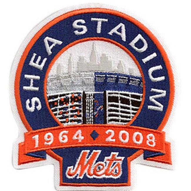 Shea Stadium Final Season Patch