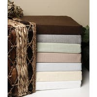 Feather Touch Mercerized Zero Twist Cotton Lightweight Blanket