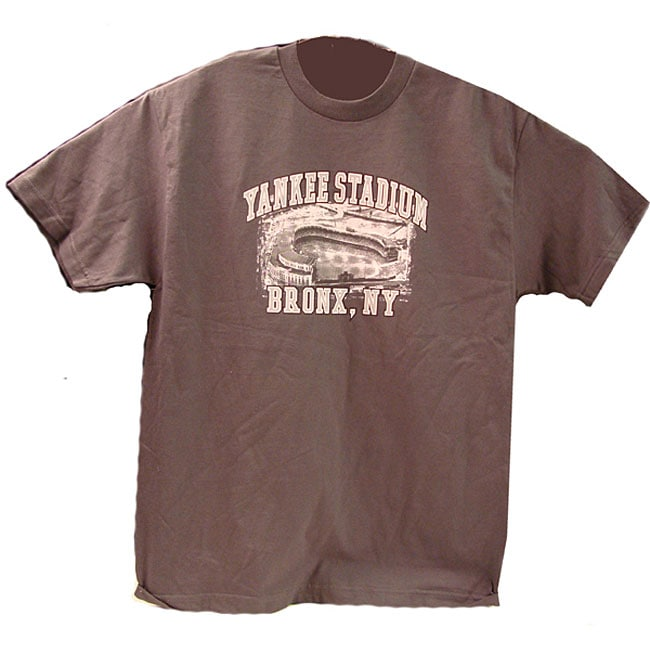 Yankee Stadium Vintage Grey T-shirt