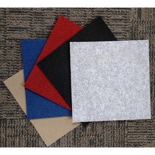 Do It Yourself Carpet Tiles (36 Square Feet)