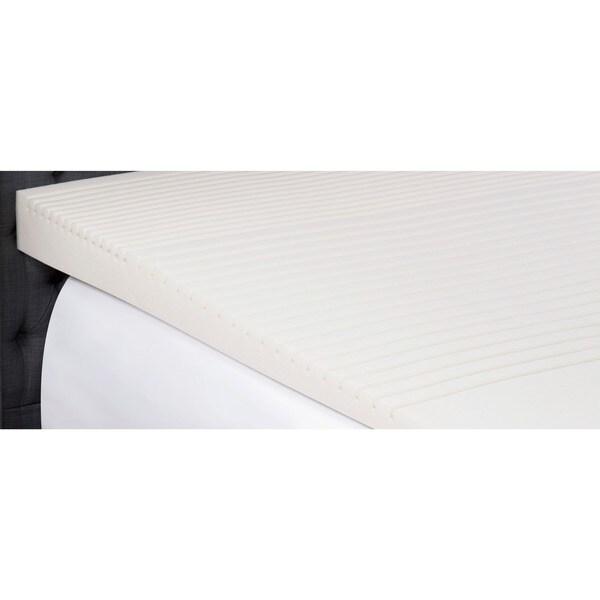 Beautyrest Geo-Incline Elevation Foam Topper