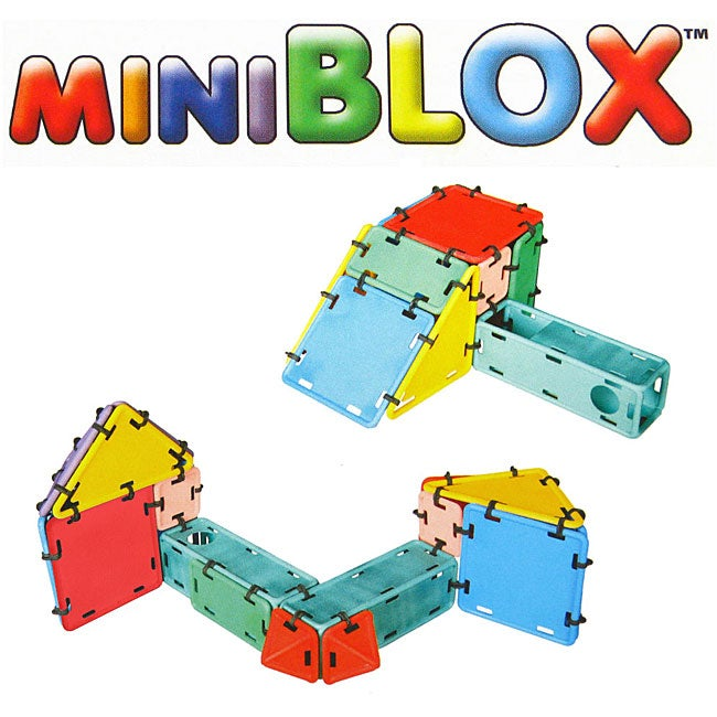 Mini Blox Creative Building System for Kids