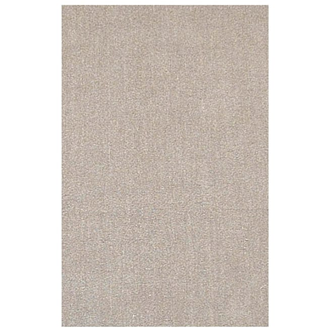 Hand-tufted Hard Twist Camel Wool Rug (8' x 10'6) - Thumbnail 0