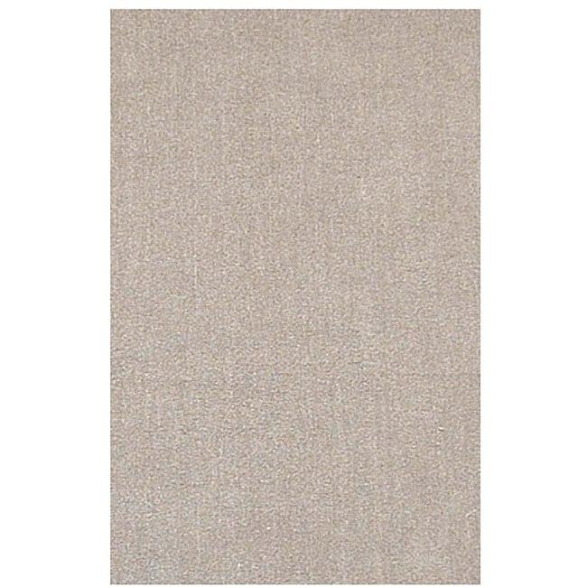 Hand-tufted Hard Twist Camel Wool Rug (8' x 10'6) - 8' x 10'6