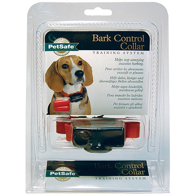 Petsafe Bark (Brown) Control Lightweight Collar